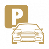 security measures icon parking